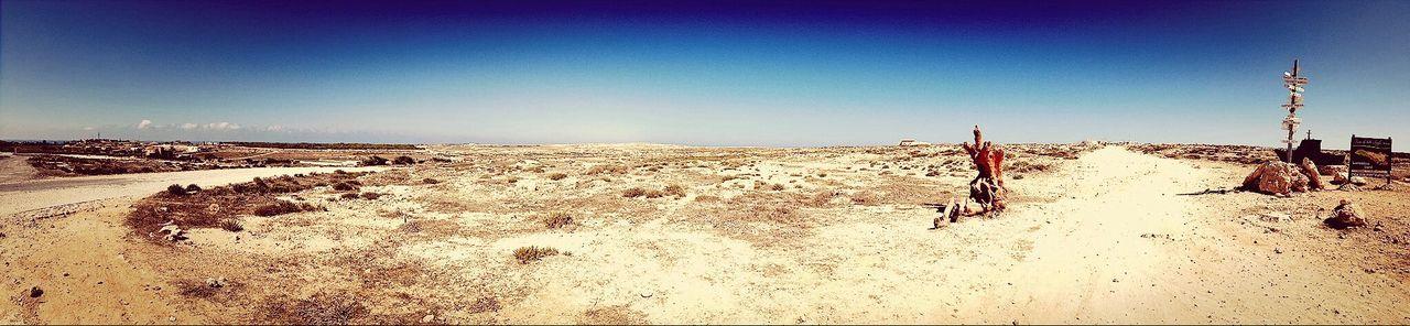Deserto Lampedusa