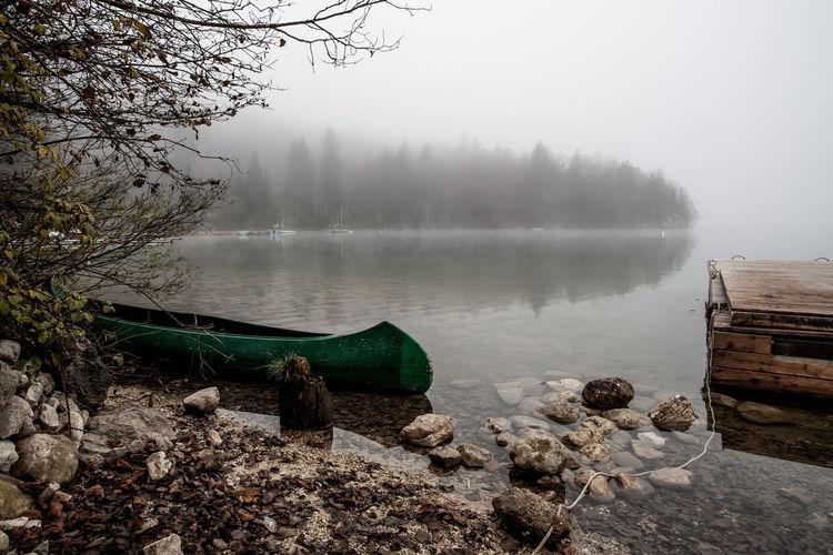 Lake Bohinj,