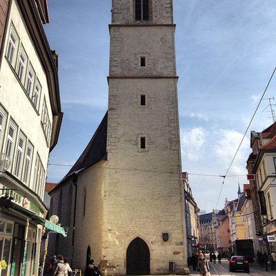 Downtown Erfurt Whereschesa