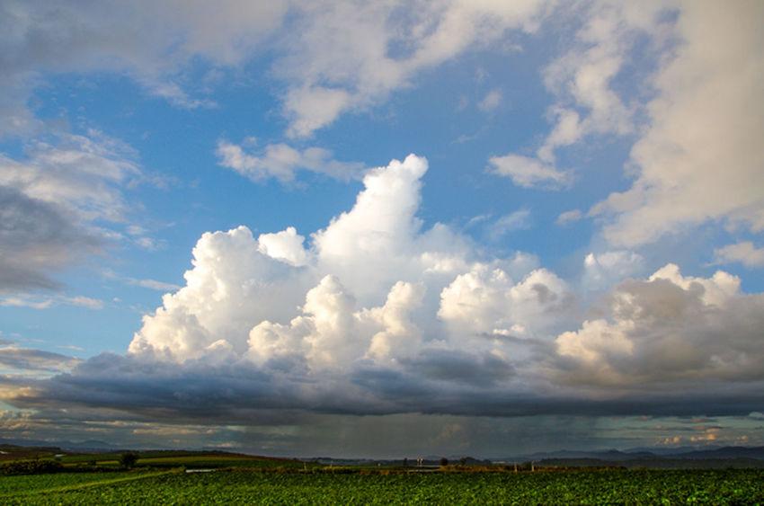 Cloudburst EyeEm Nature Lover Clouds And Sky Heavy Rain Hard Rain