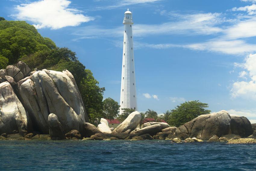 Lengkuas_island Lengkuasisland Lighthouse Tourism Tranquility Travel Destinations Traveling Vacation