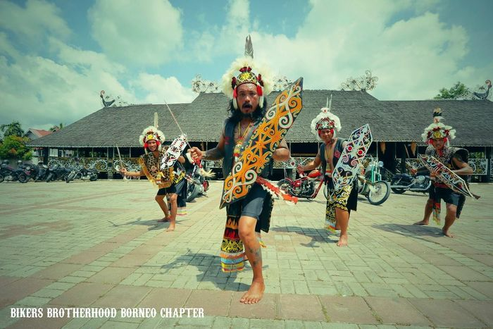 Bikers Brotherhood Mc Brotherhood For Culture Borneo 1% INDONESIA NKRI Classic Motorcycles Classic Motorcycle Club Brotherhood Forever Forever Brotherhood I Love Indonesia