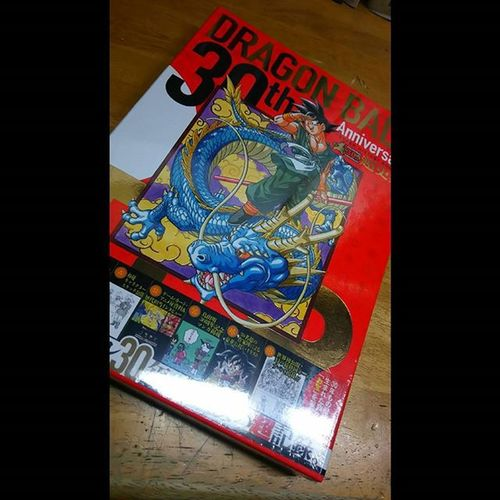 彼らと歩んだ30年でした。 DRAGONBALL超史集 ドラゴンボール超史集 ドラゴンボール Dragonball 孫悟空 鳥山明 漫画 Manga マンガ Cooljapan Anime Team_jp_ Japan Instagood Icu_japan Ig_japan Jp_gallery Japan_focus