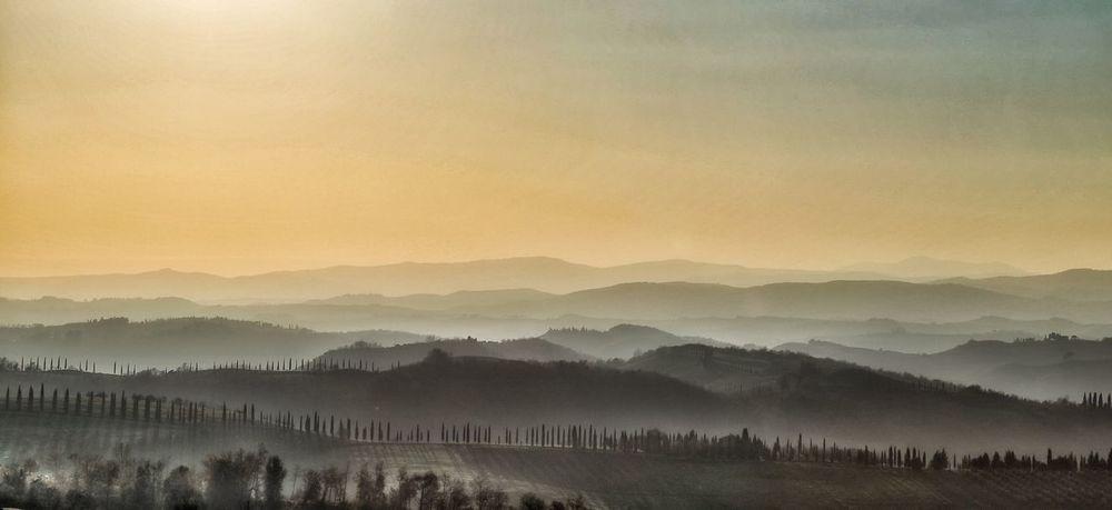 The Essence Of Summer Crete. Italy, The Essence Of Summer- 2016 EyeEm Awards landscape Atmospäre Full Frame Sunlight Motion Glowing Foggy