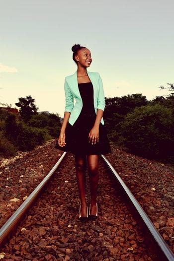 Railway shoot♥♥