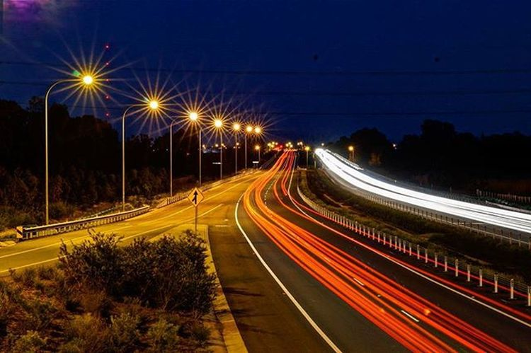Traffic trails again but on my slr this time. Traffic Carlights Cars Nitephotography Newcastle Newyisok Igersnewy Newcastlensw Newcastlelifestyle Newy Mynewcastle Newcastlephotographers