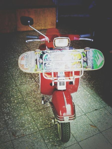 throwback Vespa Indonesia Skatelife Smallframe
