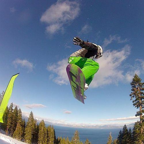 Favorite jump in tahoe Skihomewood