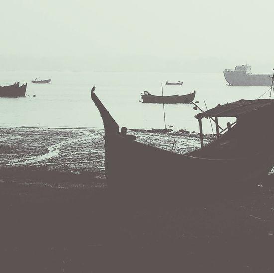 My Winter Favorites Bangladesh Rivers Lonlely Boats⛵️ Travel