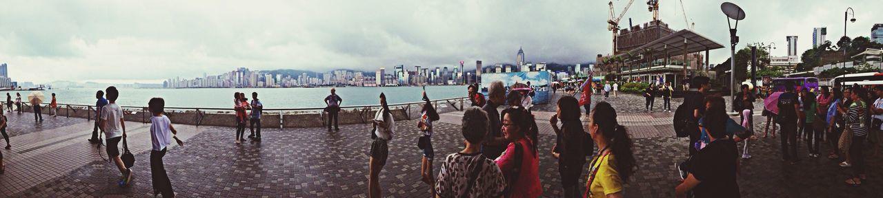 I ❤️ HK! People Watching Enjoying Life Hanging Out Family❤