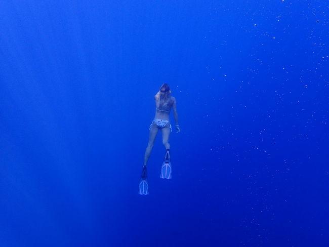 DeeP bLue oF aMorGos 💙💙💙💙 Amorgos Greece Snorkeling Bigblue Aegean Sea Hello World