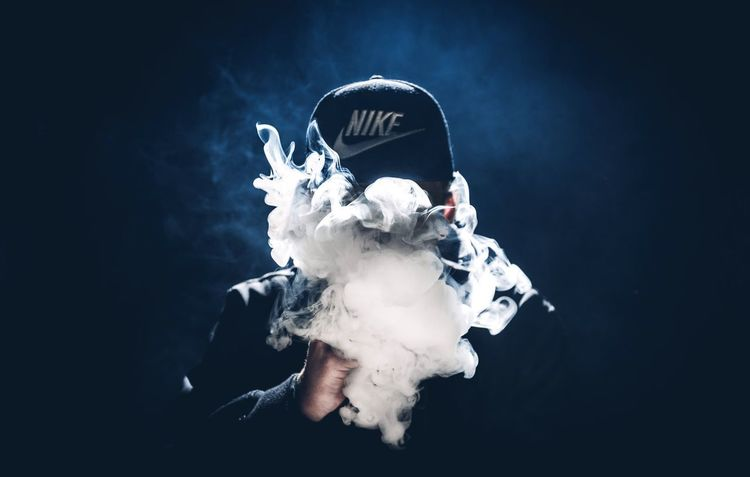 Puff puff Lowlightleague Dark Vape Portrait Nike Showcase: December Check This Out Eyem Best Shots Eyemphotography