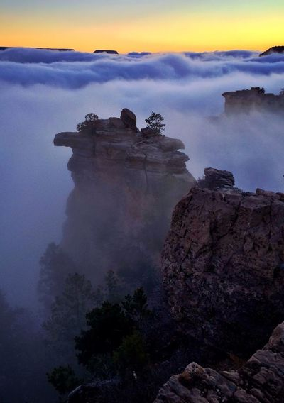 The Great Outdoors - 2015 EyeEm Awards Dawn over a Sea of fog in the Grand Canyon... Grand Canyon Darkness And Light How's The Weather Today? IPSNatural Looking To The Other Side Protecting Where We Play Edge Of The World IPSWeather It's Cold Outside Landscapes With WhiteWall Nature's Diversities