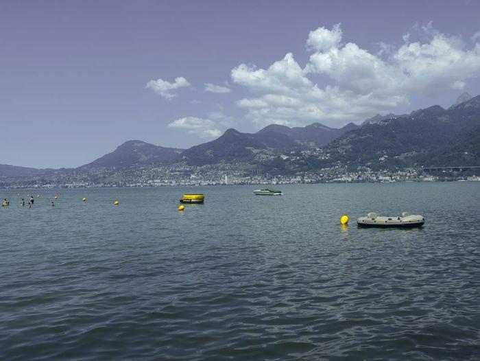 Montreux et la