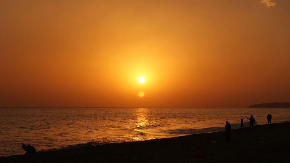 정동진 Jungdongjin East Sea 동해 Sunrise