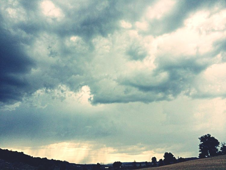Clouds And Sky Storm Nature Eye Em Landscape-Collection