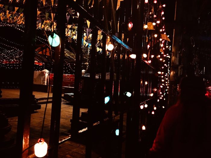 Lights Nepal Tihar Festival Of Light And Colour