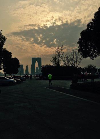 夕阳下的奔跑 Overwhelmed South