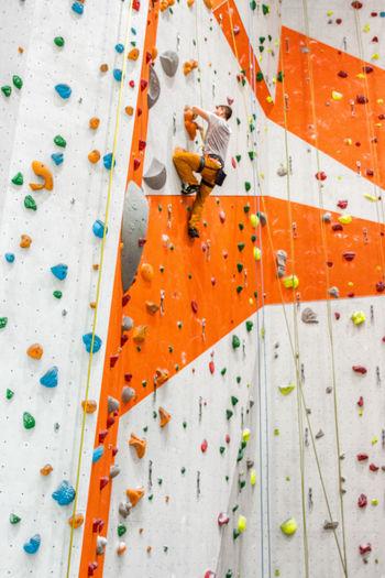 hochhinaus im Rocklands Kletterzentrum Saarlouis Bouldern Bouldern.<3 Boulder Climbing Bouldering Klettern Funsport Sport Sports Rocklands Saarlouis