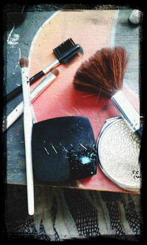 love doing my Makeup ♥ Beauty Brushes