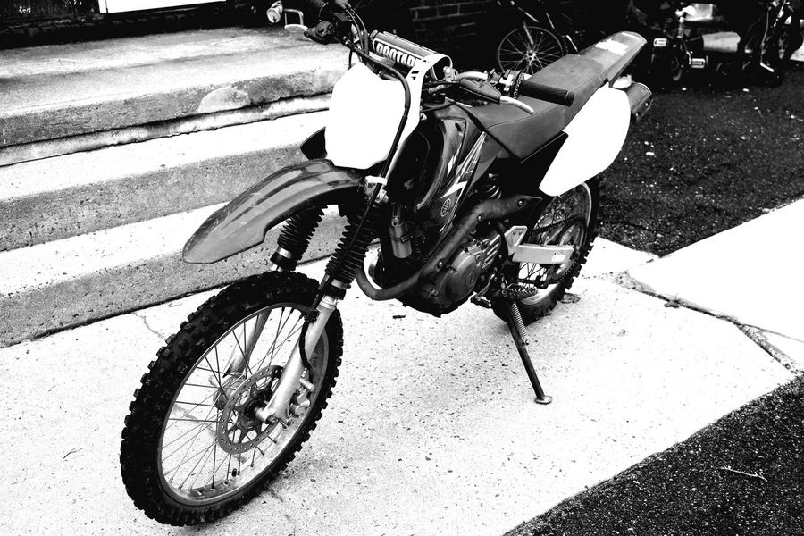 Dirtbike Ttr125 Mx  Lets Ride