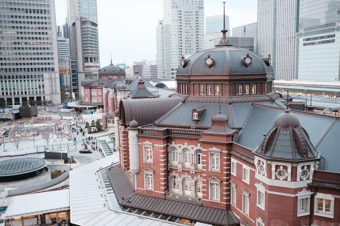 東京駅/Tokyo Station Architecture Fujifilm FUJIFILM X-T2 Fujifilm_xseries Japan Japan Photography Marunouchi Station Tokyo Tokyo Station Tokyo,Japan X-t2 東京駅