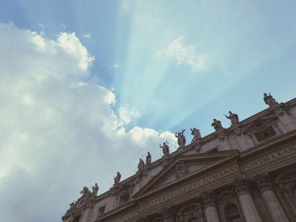 EyeEmNewHere Vatican Sunlight