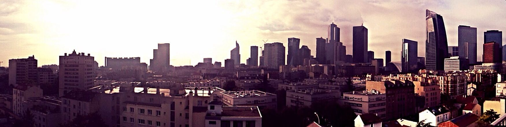 Nice View Paris Ladefense