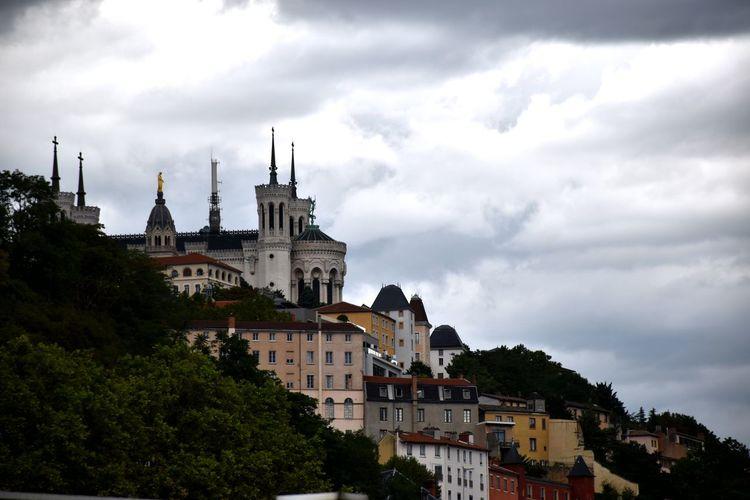 #Basilica #fourviere #lyonmonamour