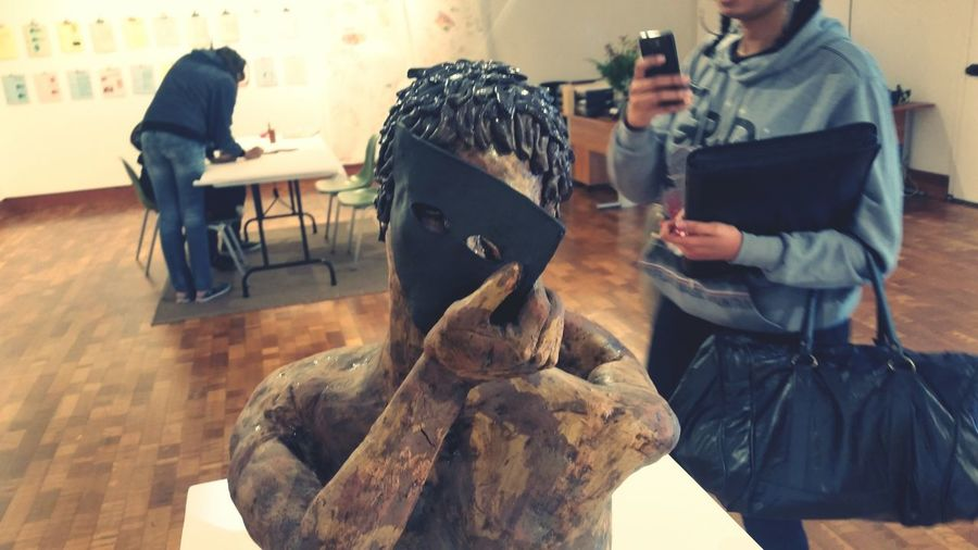 Art Art Gallery College Check This Out Chilling Taking Photos