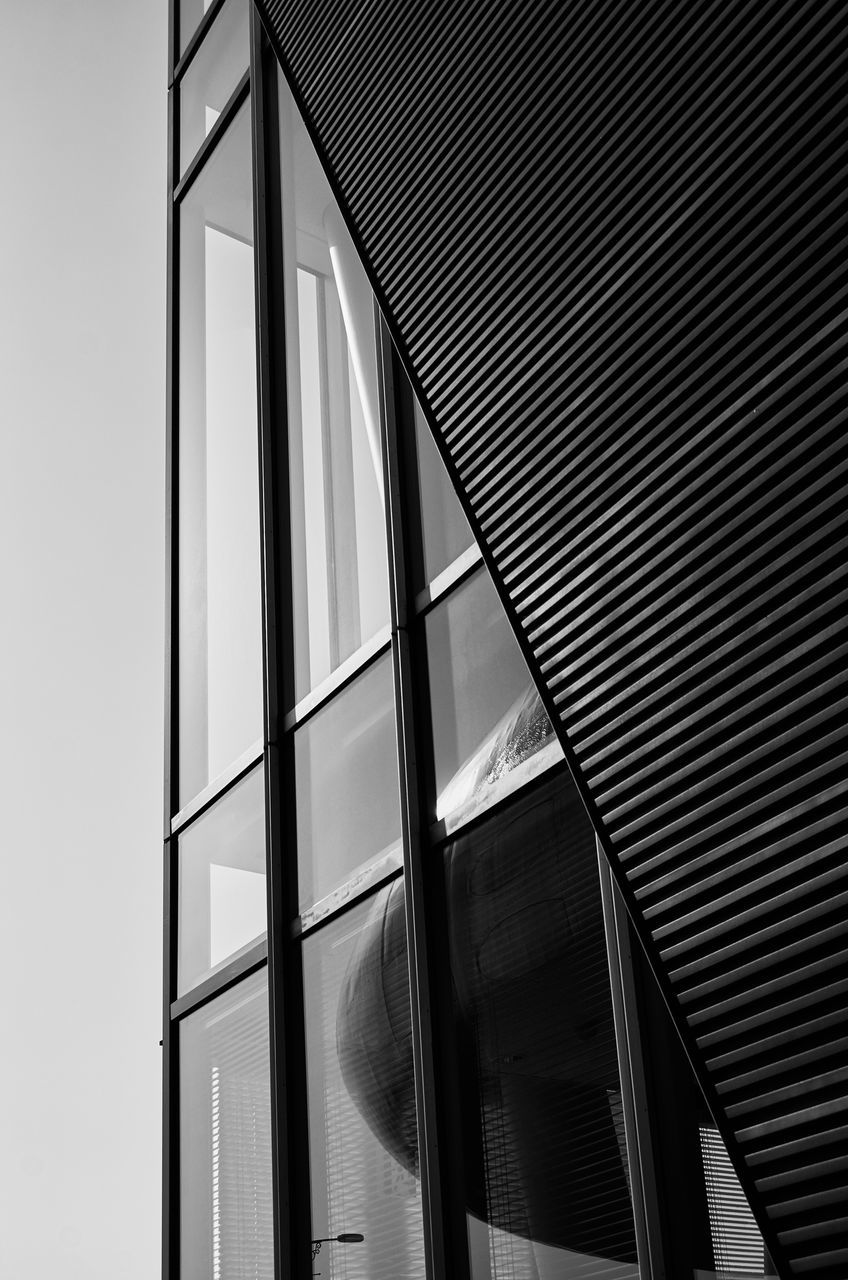 built structure, window, architecture, no people, building exterior, day, modern, outdoors, close-up, sky