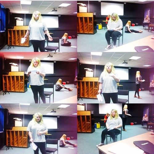 I love acting Actress Monologue Perfromance Rehearsal Play