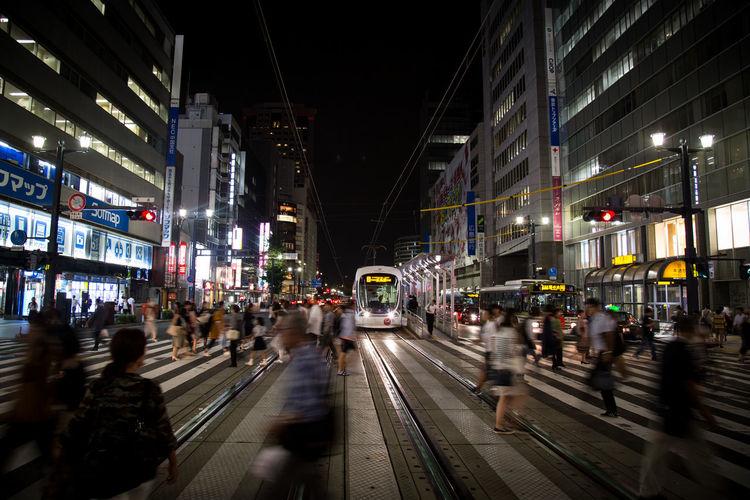 Tram ❤️ people