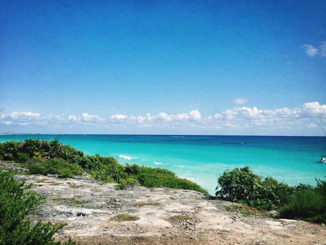 Tulum Tulum , Rivera Maya. The EyeEm Facebook Cover Challenge How's The Weather Today?
