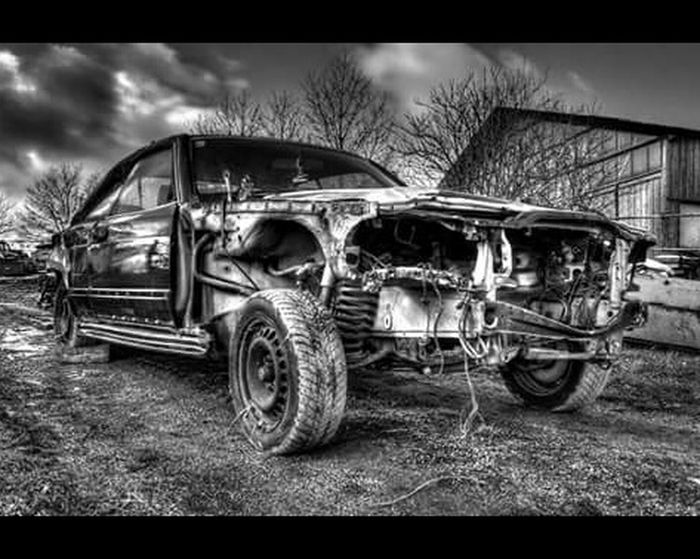 Auto Car Show HDR HDRphoto Hdr_Collection Hdr_gallery Blackandwhite Black And White Black & White Blackandwhite Photography Automobile Kaputt Karosserie