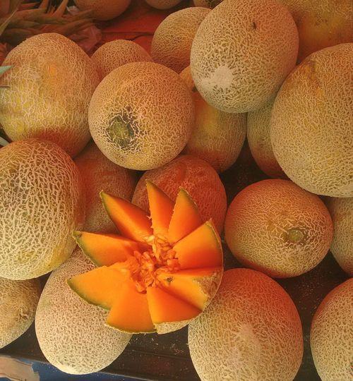 Cantaloupe Fruits Fruit Picture Cantaloupe