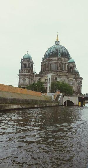 Berlin Dom City Water Outdoors Bundestag Berlin Photography Berlin Life Bootfahren  Travel Destinations MyLifeInPictures Wanderlust