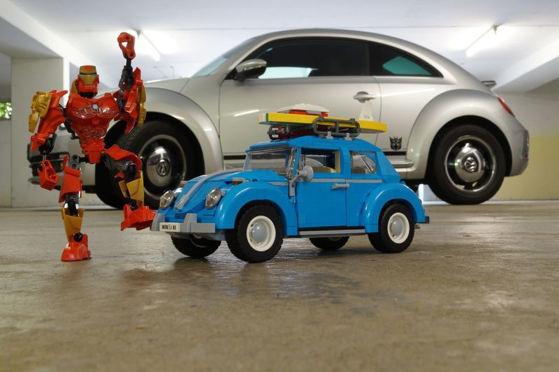 Awesome i Finally Built Myself a Volkswagen Beetle Kaefer Käfer Kever Coccinelle Maggiolino Escarabajo . Made of 1167 LEGO bricks ( Creator  10252) Legophotography . Love it. Ironman Timijay