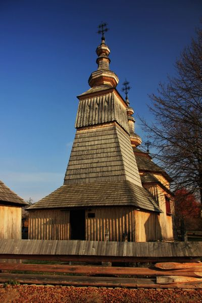 Wooden Church  Wood - Material Travel Destinations Religion Memories ❤ Popular Photos Memories Of Slovakia History Eastern Slovakia Famous Place Carpathians Architecture Holiday♡ Memory Of Travel 2014 Built Structure Camera Visiting Picture