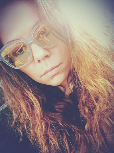 Hello World That's Me Check This Out Sunglasses👓 Sunglasses ✌👌 Sunglass Selfie Love ♥ Enjoying Life Faces Of EyeEm First Eyeem Photo Me Myself And I Let Your Hair Down
