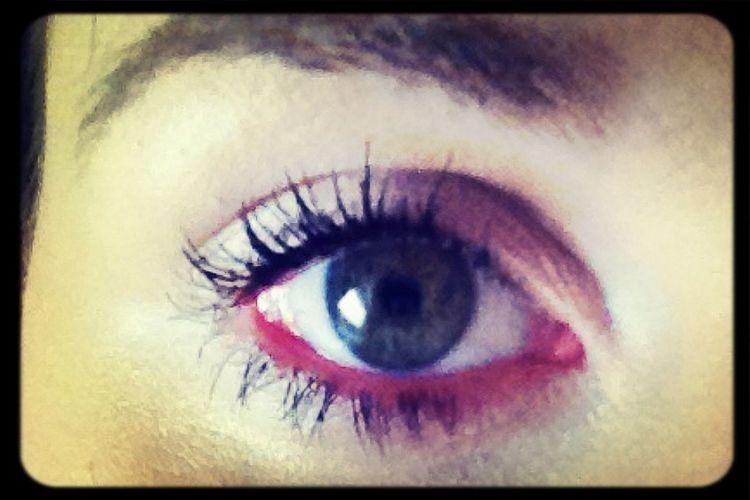inside.. Eyes Saying How I Feel