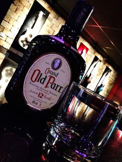 Oldparr Drink Whisky
