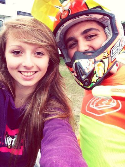 Esteban ❤ Motocross