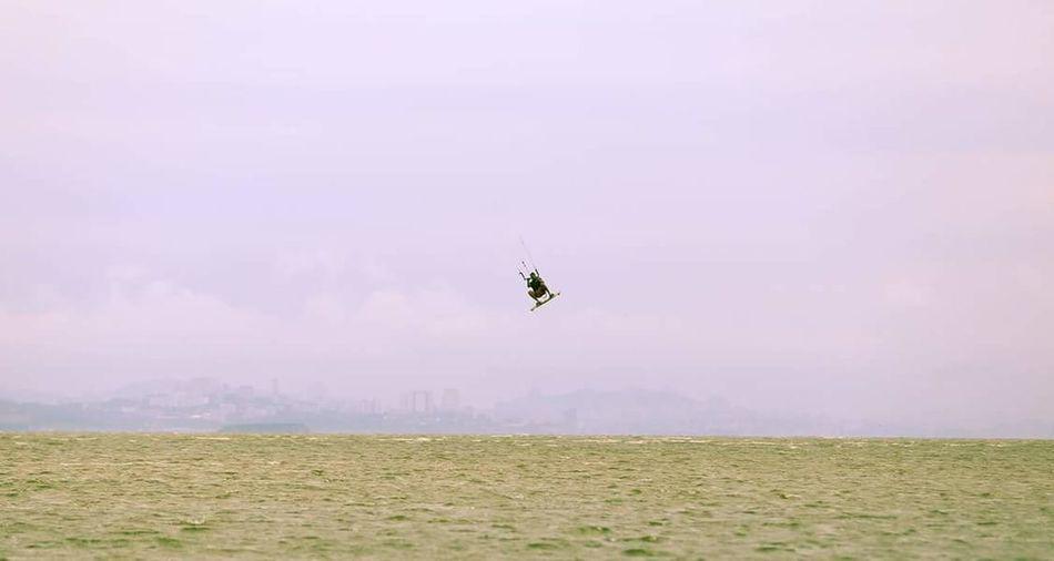Kitesurfing Slingshot Mystic Vladivostok Air Jump Kite Incontrol Watersports