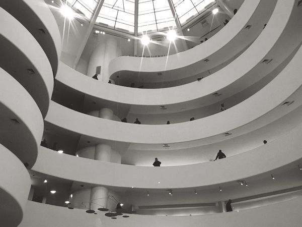 Built Structure Architecture Indoors  Modern Minimalism Futuristic Blackandwhite Black And White Secret Places Discover Your City EyeEm Best Shots Monochrome Photography Monochrome Black & White New York City Architecture_collection Blackandwhite Photography The Secret Spaces Break The Mold Art Is Everywhere BYOPaper! Black And White Friday See The Light The Graphic City