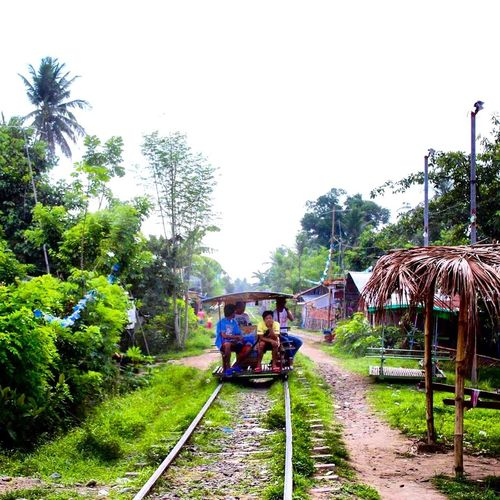 The Journey Is The Destination Hello World Lookaroundyou Rail Railway Transportation Farfromhome Farfromthecity Taking Photos Check This Out Philippines Travel Traveling