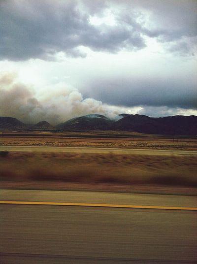 Enjoying Life Wildfires Utah First Eyeem Photo