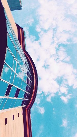Art Photography Building Buildings Street Clouds Clouds And Sky Blue Bluesky Love