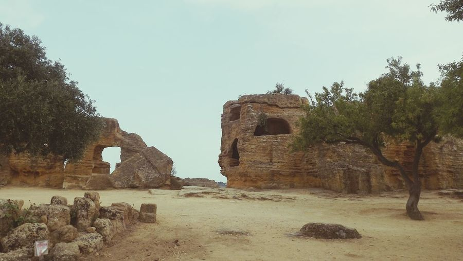 Agrigento History Old Ruin Ancient Ancient Civilization Travel Destinations No People Ancient History Sunny Day Sicily Sicilia Sicily Landscape Italia Italy Beauty Of Italy Bella Italia Landscape Trees Neighborhood Map Live For The Story