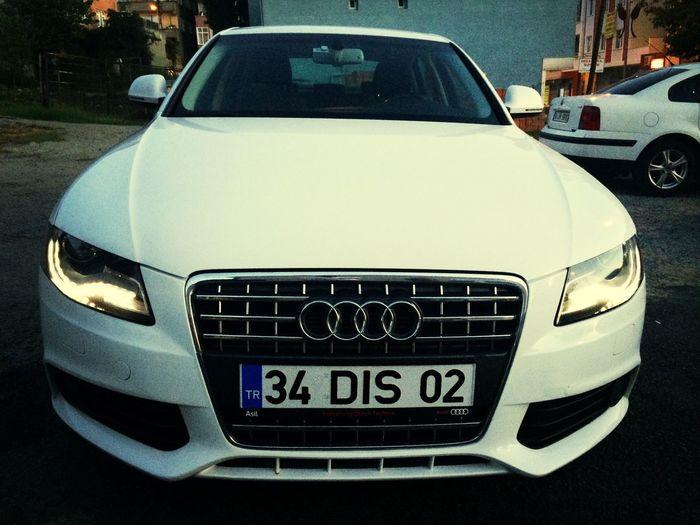 Audi B8